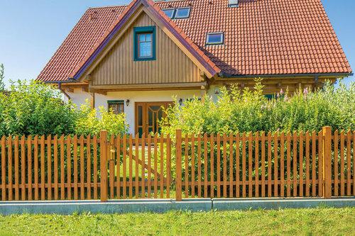 Gartentor TREVISO Holz