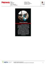 Textauszug aus dem News Magazin über GUARDI und Urlaub auf Balkonien