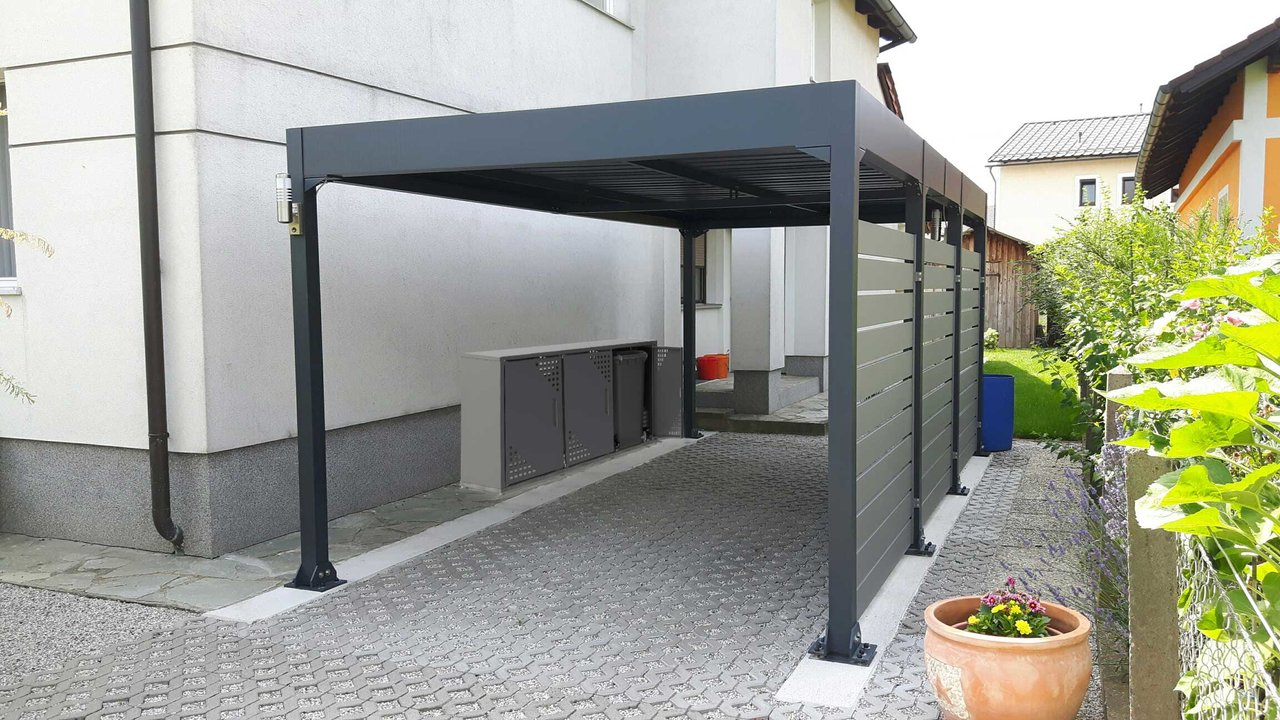 Carports, Pergola- und Terrassenüberdachungen - Guardi