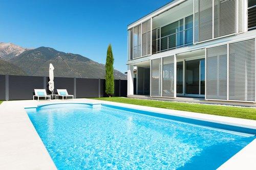 Guardi, Terrassen Sichtschutz, Windschutz, Zaun sichtschutz, zaun modern,