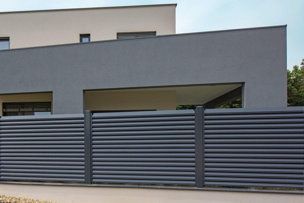 Lamellenbalkon Trento Modernes Design Guardi