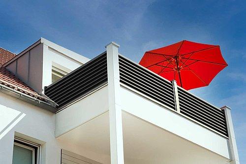 Guardi, balkon, alu balkon, balkonsanierung, balkongeländer alu,