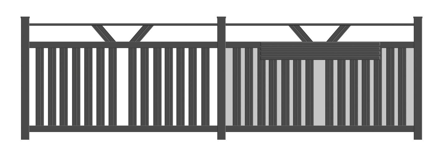 Guardi, Balkon, Schladming, Österreich, Aluminium, Alu Balkon, Balkongeländer, Aluminiumbalkon